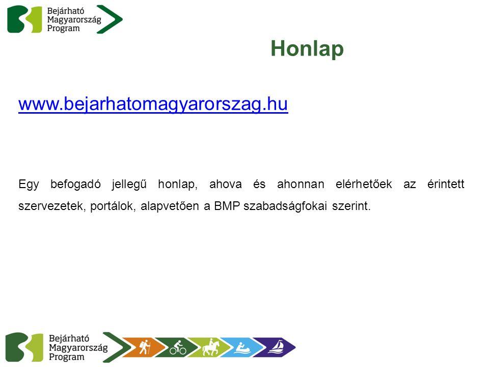 Honlap www.bejarhatomagyarorszag.hu