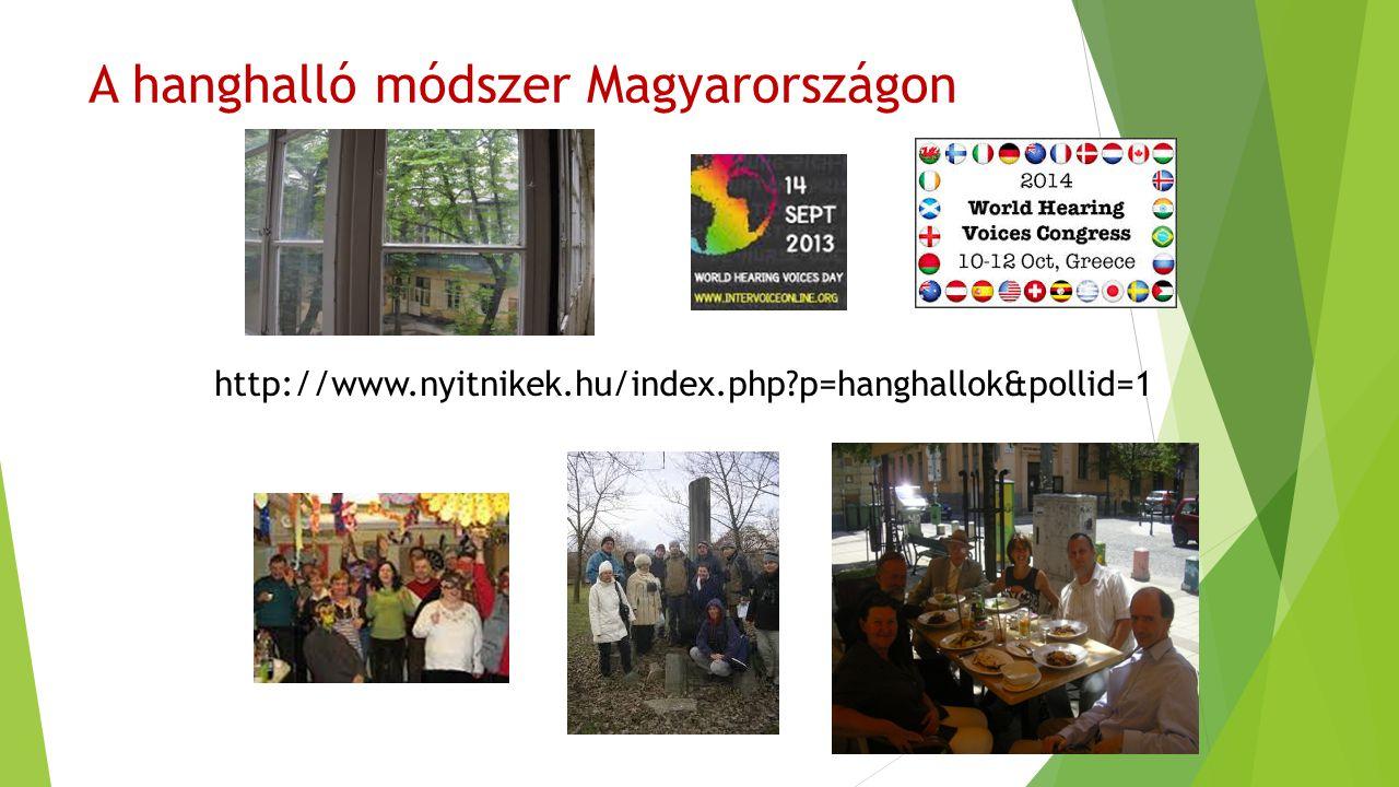 A hanghalló módszer Magyarországon