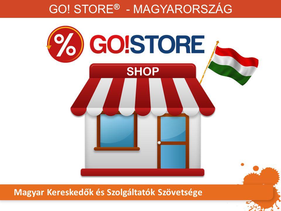 GO! STORE® - MAGYARORSZÁG