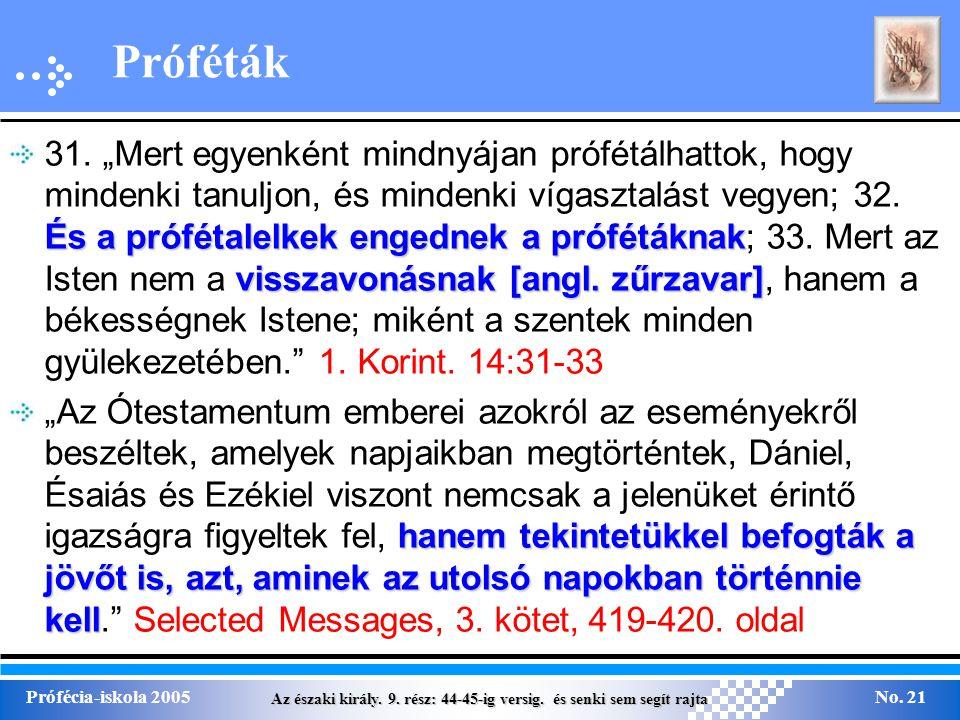 Próféták