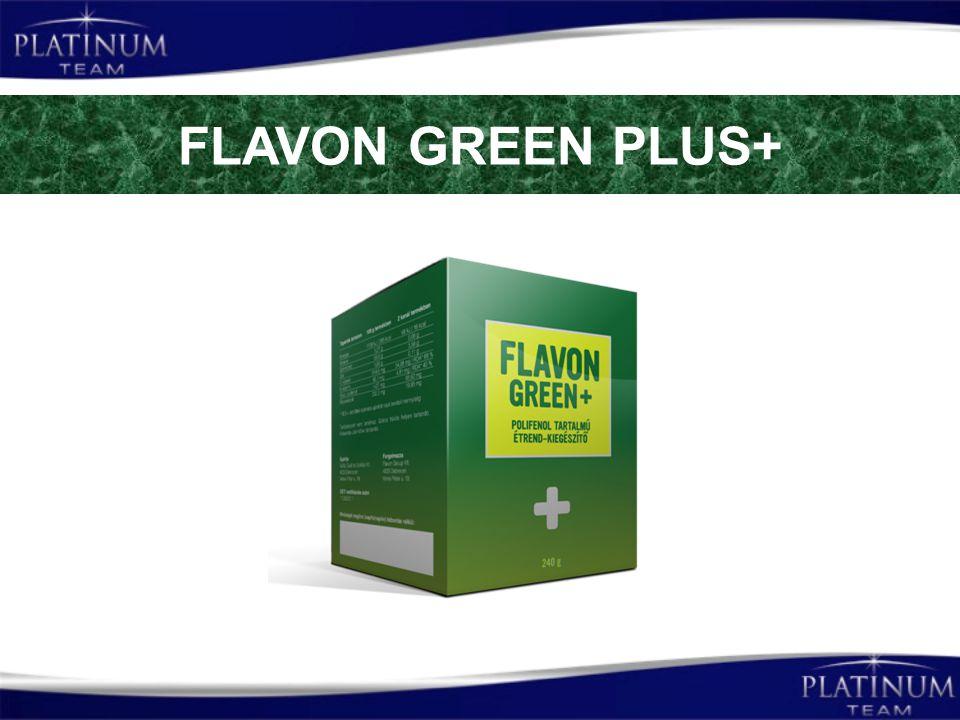 FLAVON GREEN PLUS+
