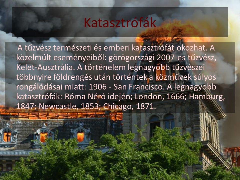 Katasztrófák