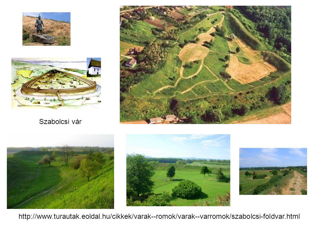 A IX-X. században épített földvár Közép-Európa egyik legimpozánsabb ilyen jellegű építménye. Sáncai a 10-12 méter magasságot is elérik, 227-303-349 méter hosszúságúak, hatalmas üres területet zárnak körül.