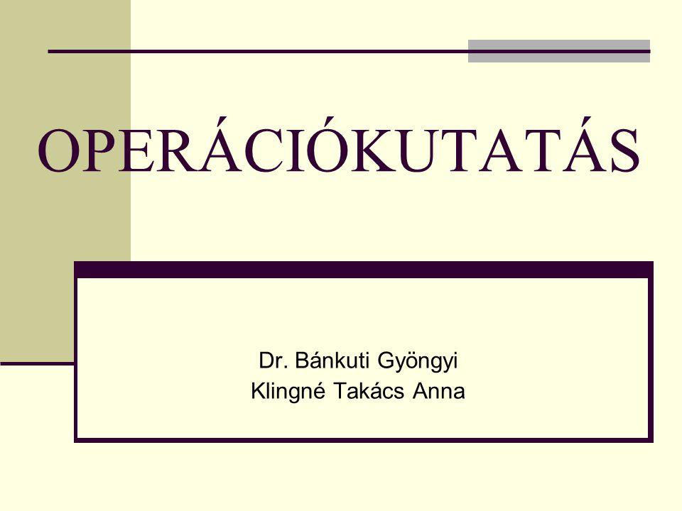 Dr. Bánkuti Gyöngyi Klingné Takács Anna