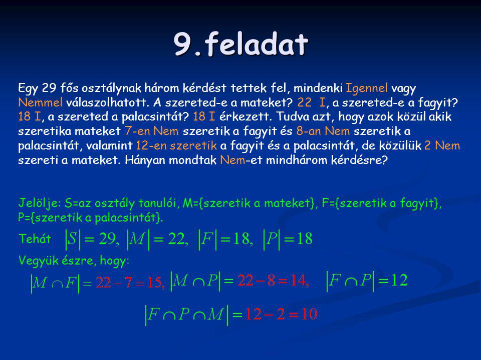 9.feladat