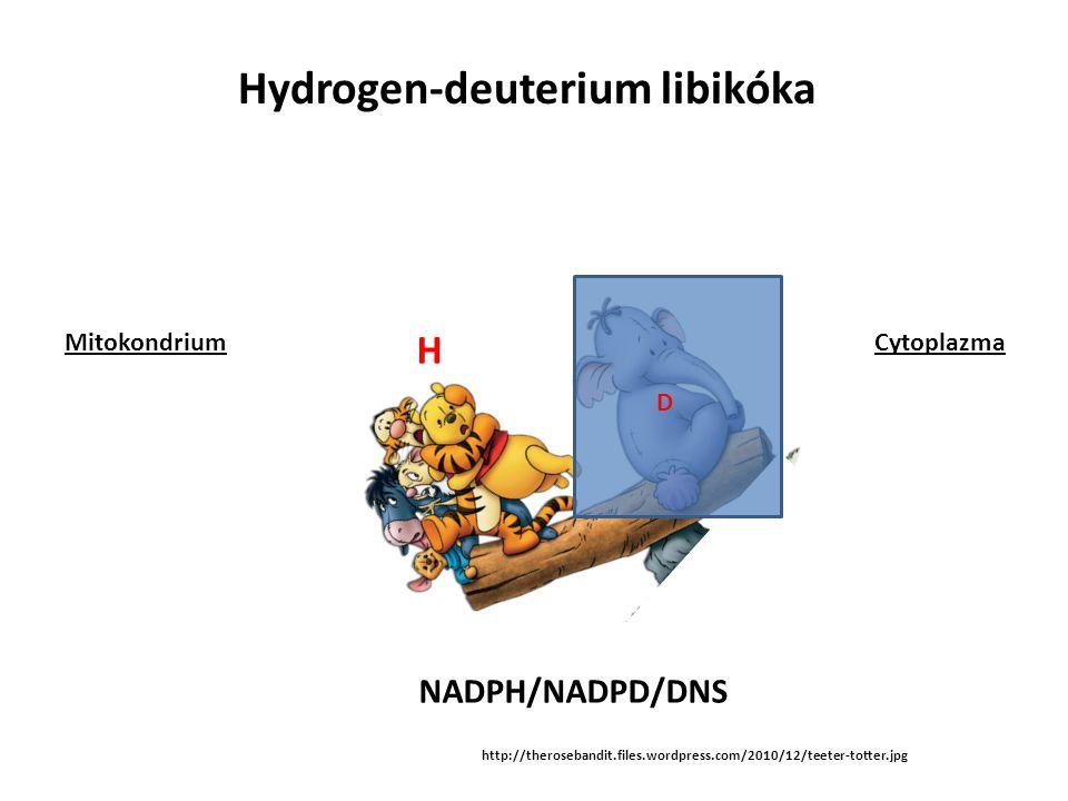 Hydrogen-deuterium libikóka