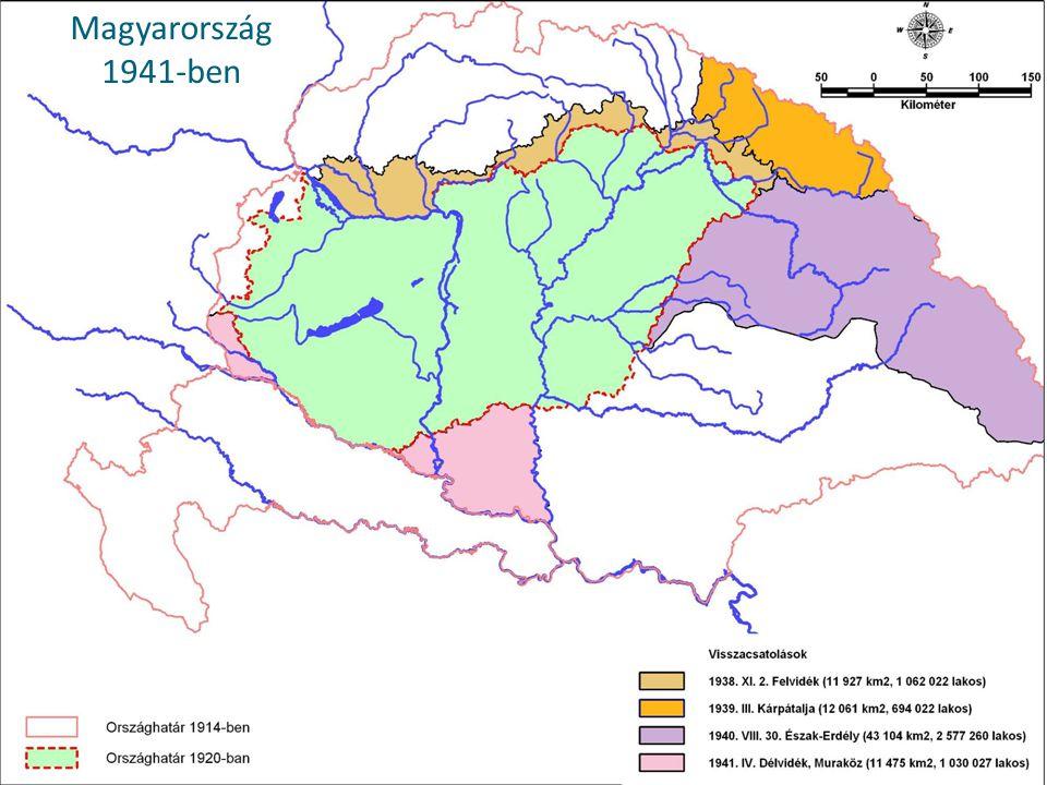 Magyarország 1941-ben
