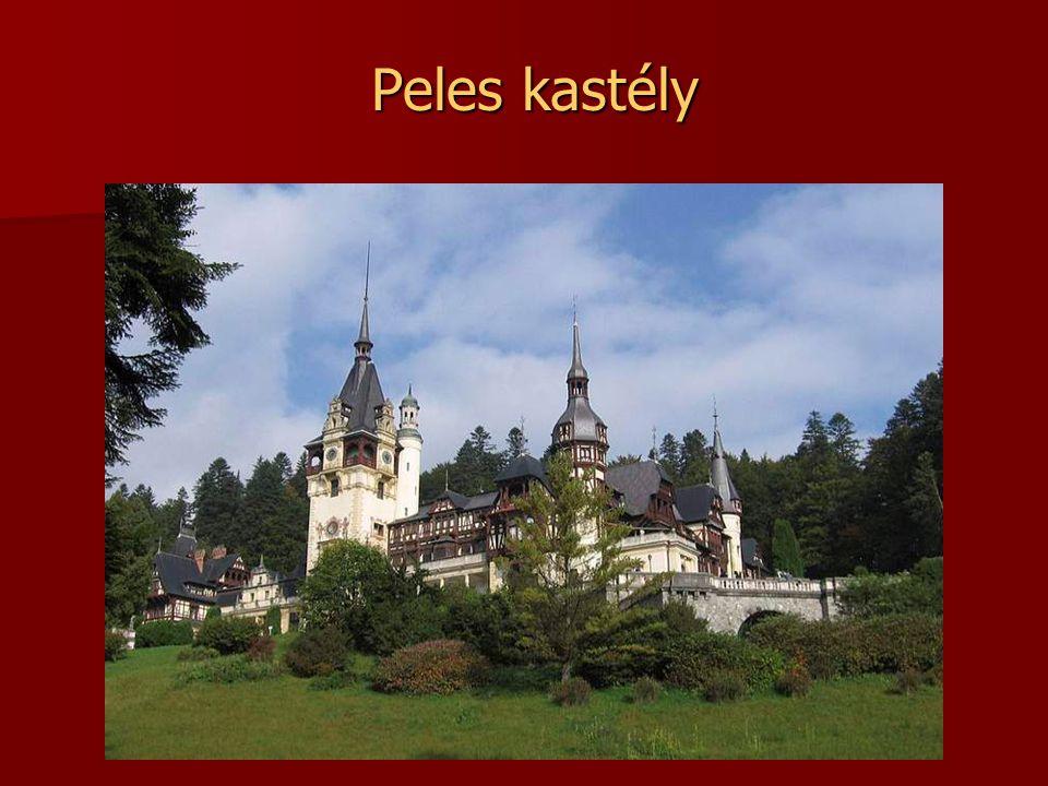 Peles kastély