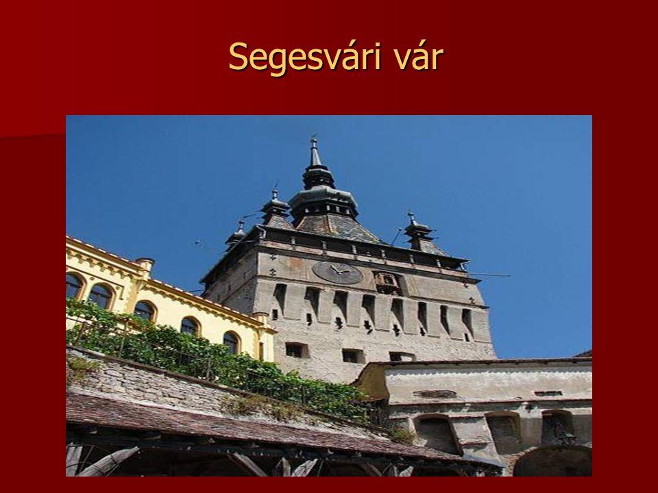 Segesvári vár
