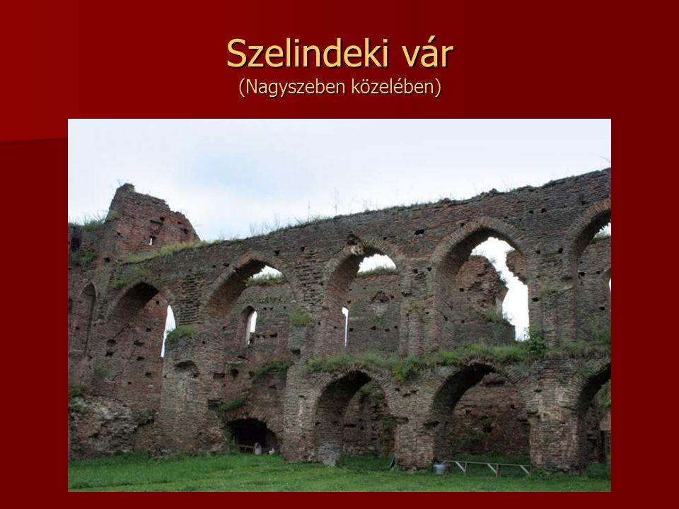 Szelindeki vár (Nagyszeben közelében)
