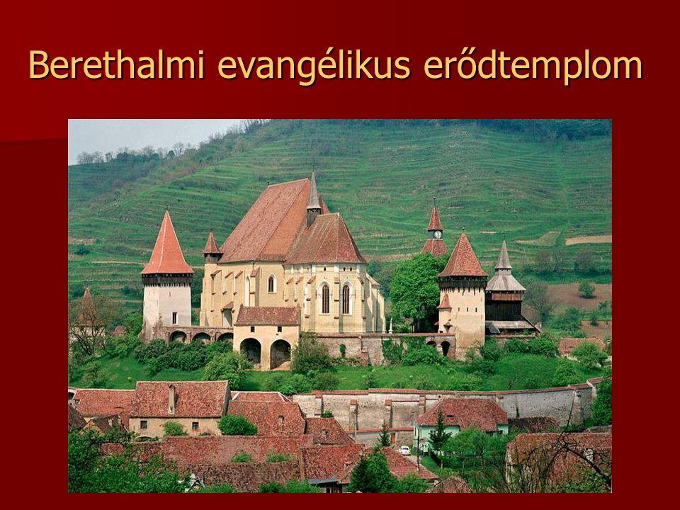 Berethalmi evangélikus erődtemplom
