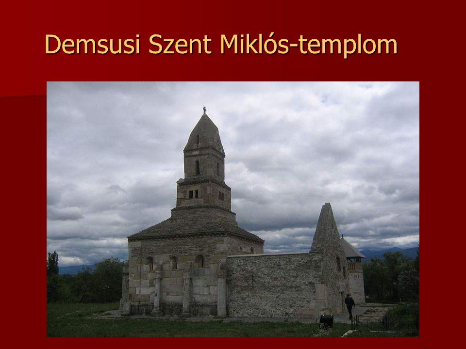 Demsusi Szent Miklós-templom