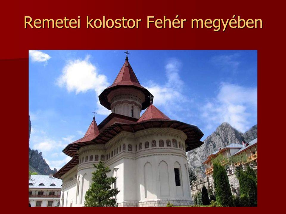 Remetei kolostor Fehér megyében