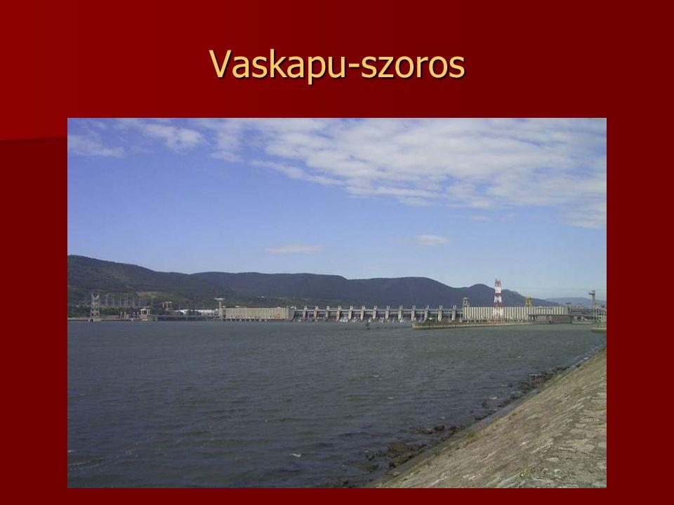 Vaskapu-szoros