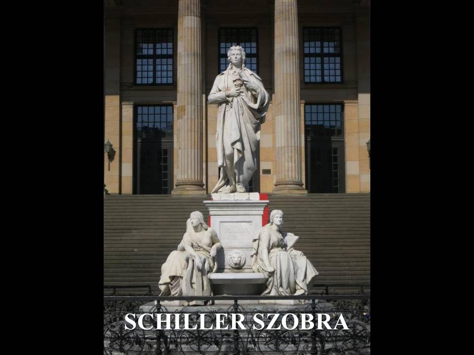SCHILLER SZOBRA