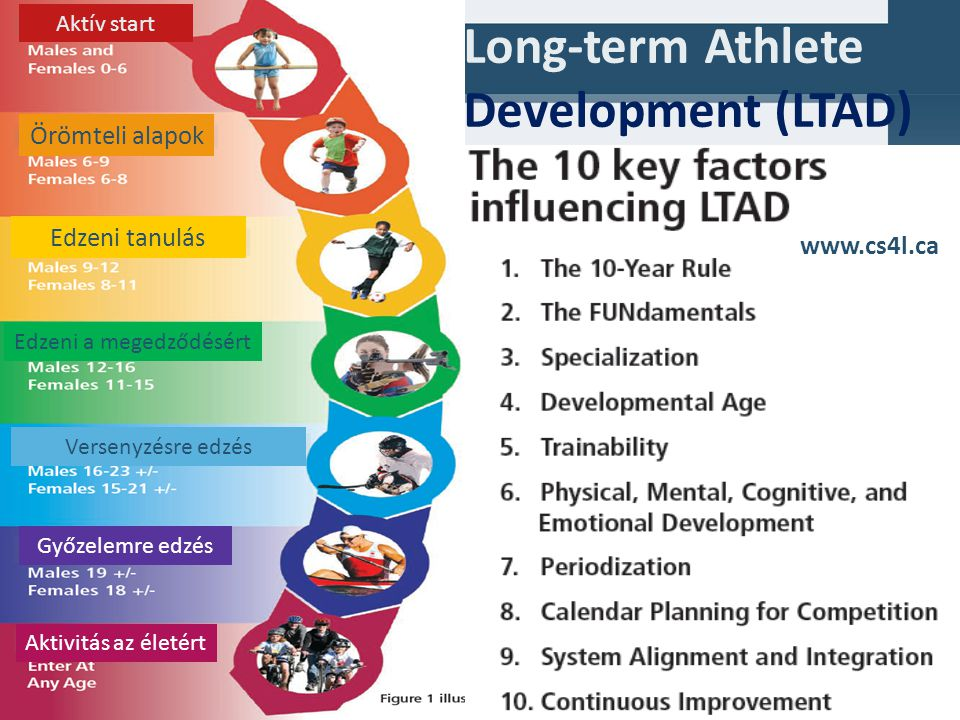 Long-term Athlete Development (LTAD)