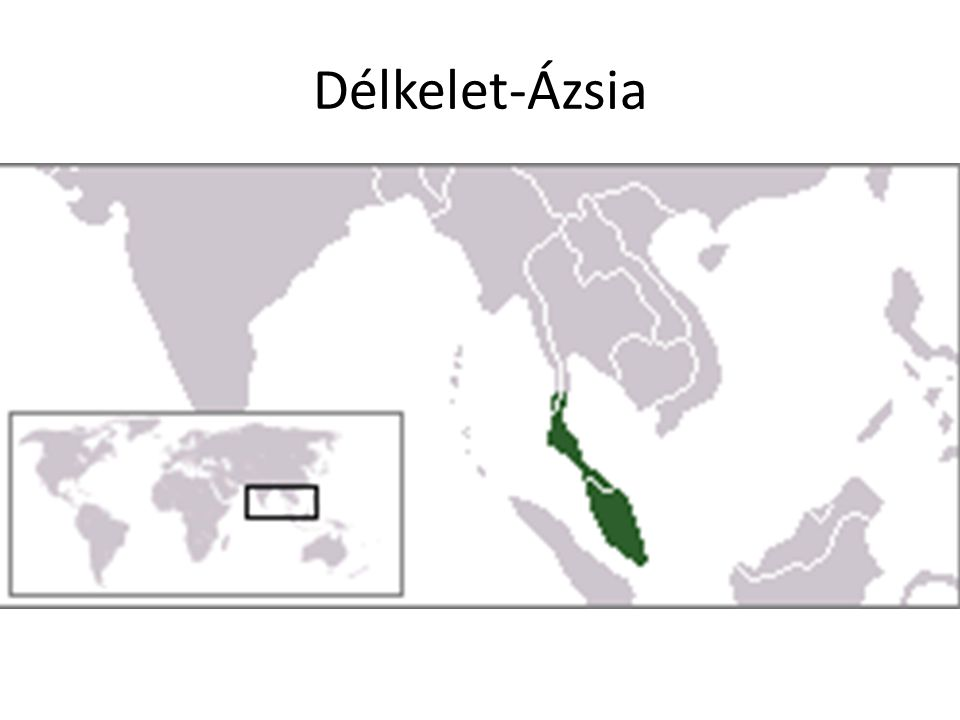 Délkelet-Ázsia