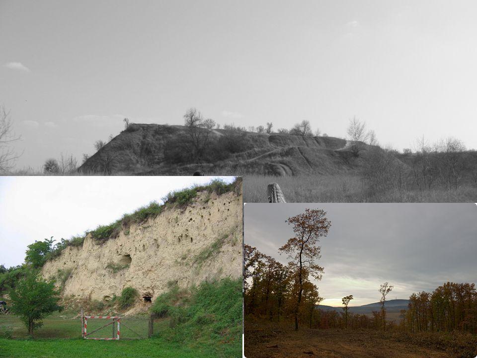 Érd-Battai - plató Kajászói löszfal Váli-völgy a Vel. hg-vel