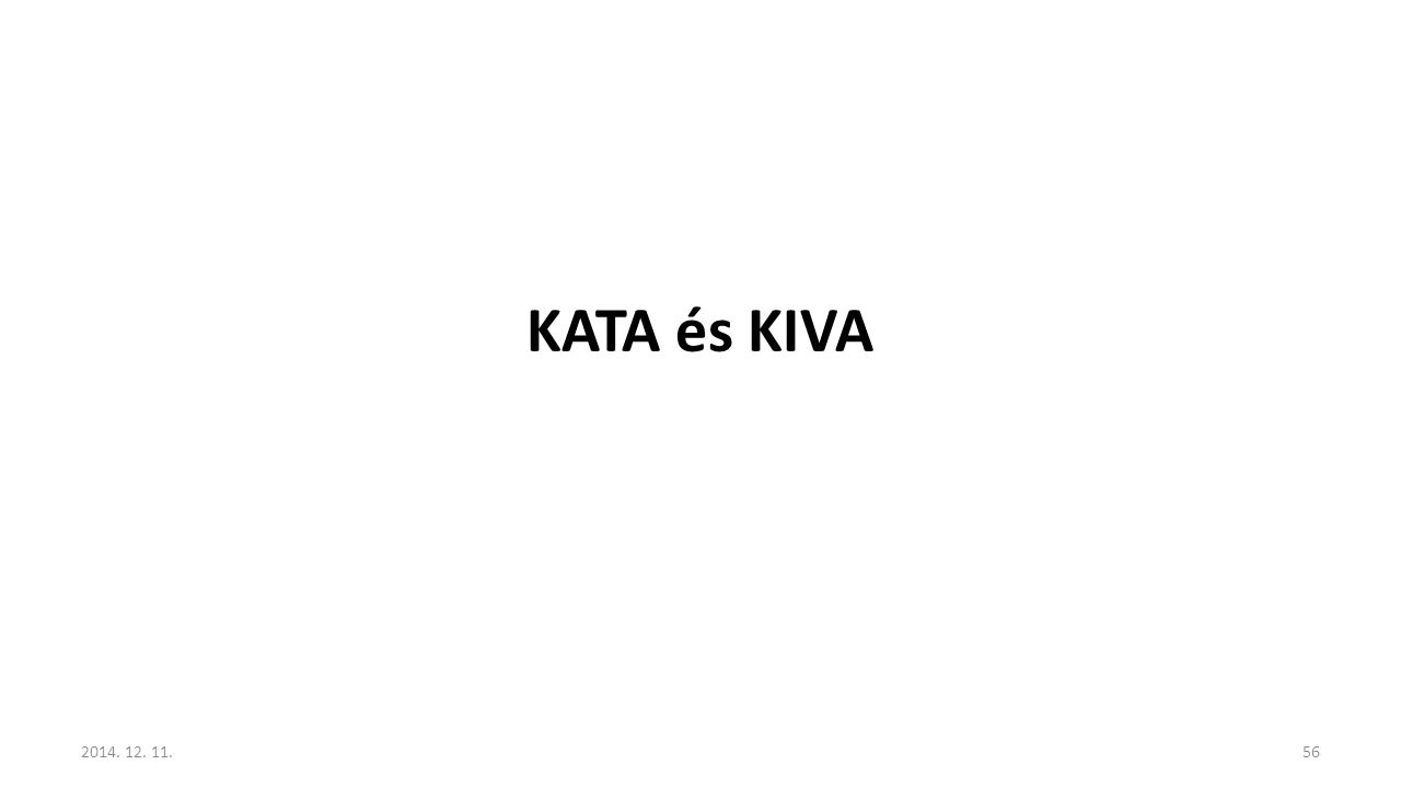 KATA és KIVA 2017.04.07.