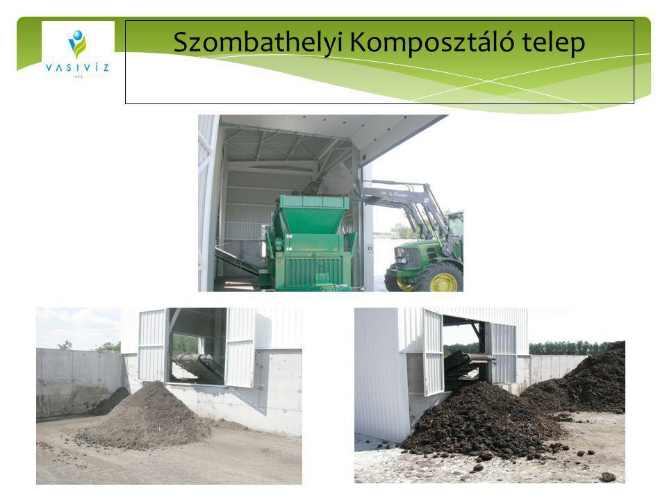 Szombathelyi Komposztáló telep