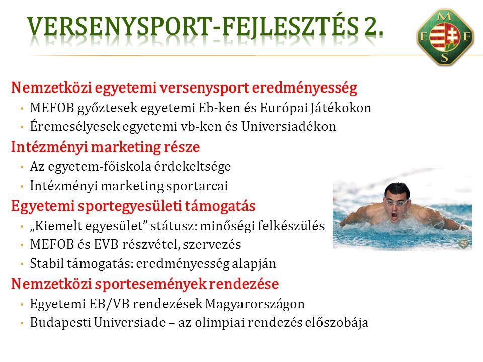 Versenysport-fejlesztés 2.