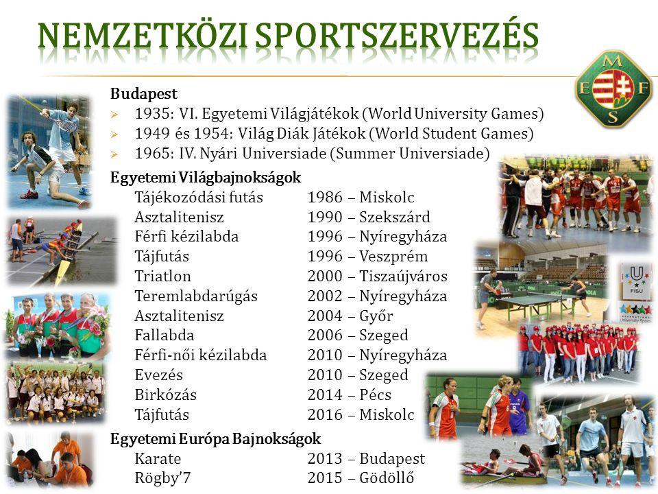 Nemzetközi sportszervezés