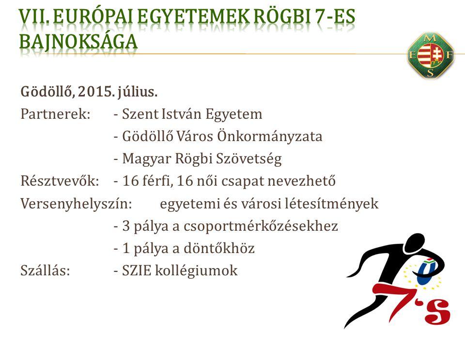 VII. Európai Egyetemek Rögbi 7-es Bajnoksága