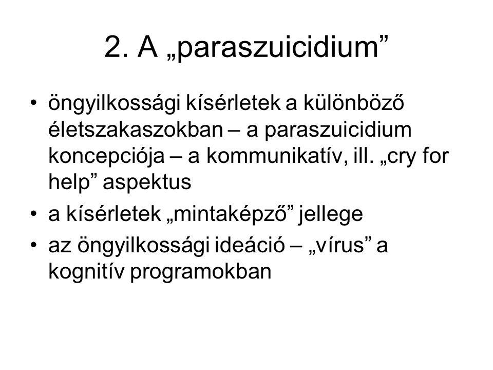 """2. A """"paraszuicidium"""