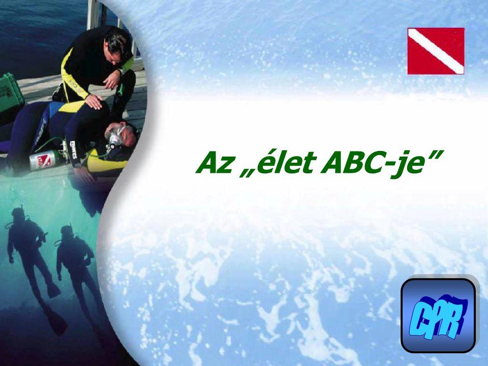"""Az """"élet ABC-je CPR"""