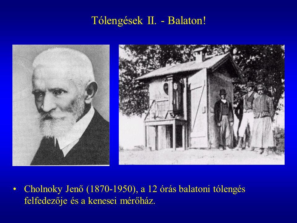 Tólengések II. - Balaton!