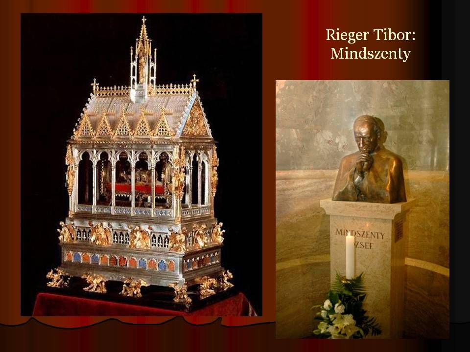 A baloldali hajóból átjáró vezet a Szent Jobb Kápolnába, ahol az első magyar szent király mumifikálódott jobbját láthatjuk remek művű ereklyetartóban.