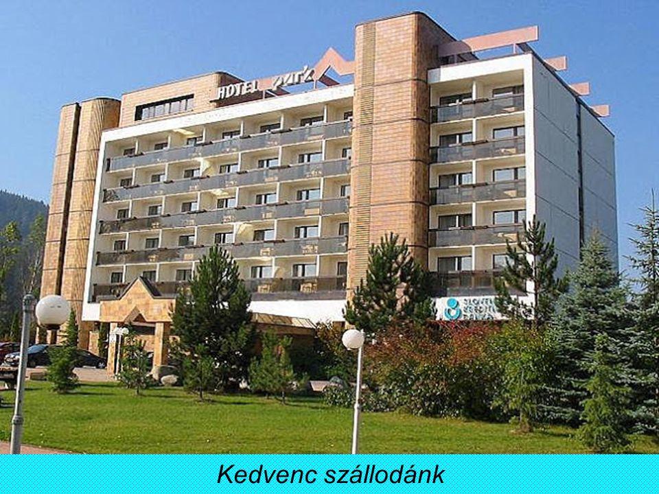 Kedvenc szállodánk