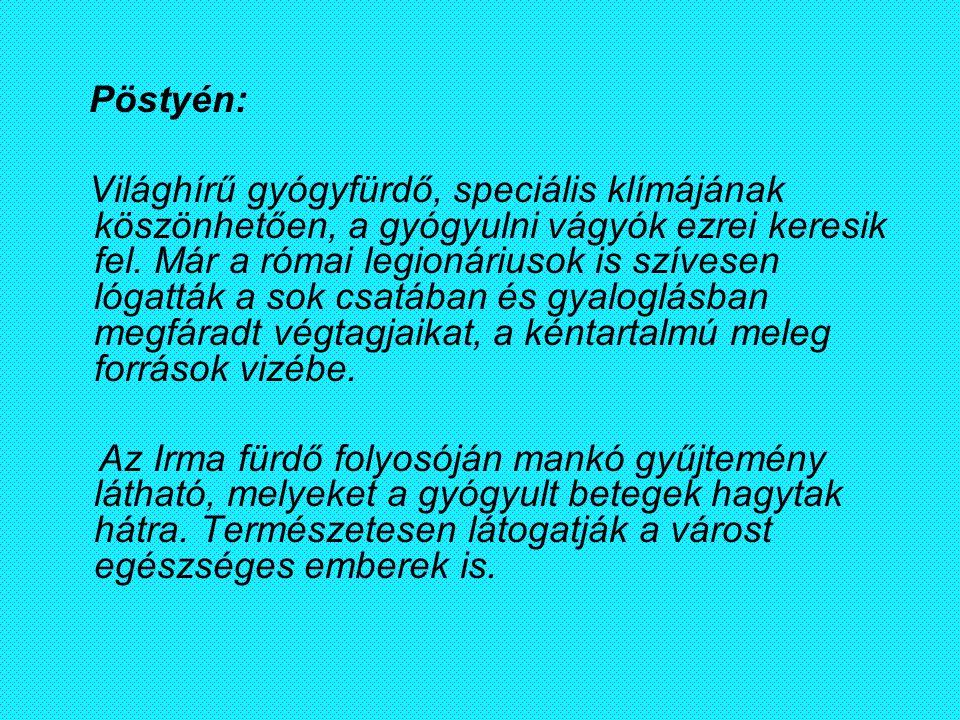 Pöstyén: