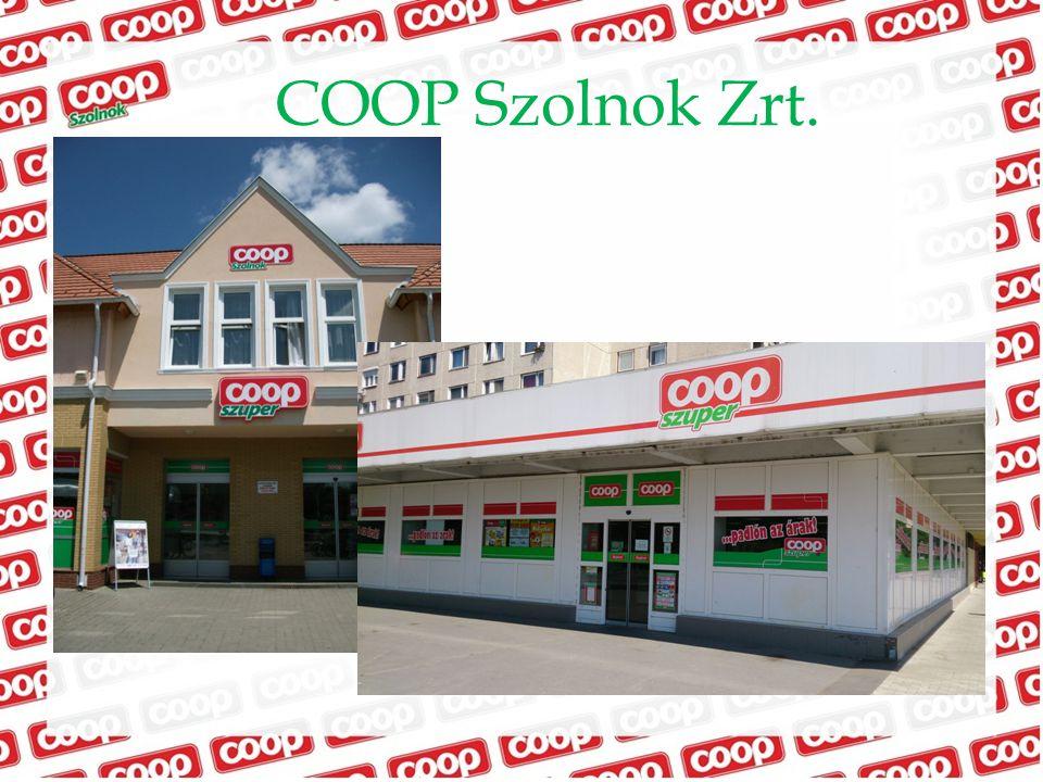 COOP Szolnok Zrt.