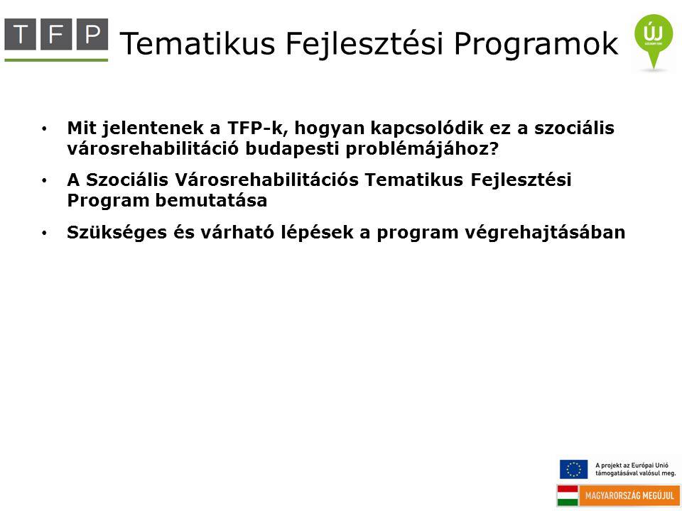 Tematikus Fejlesztési Programok