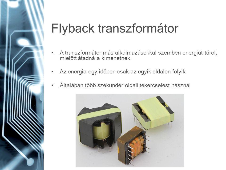 Flyback transzformátor