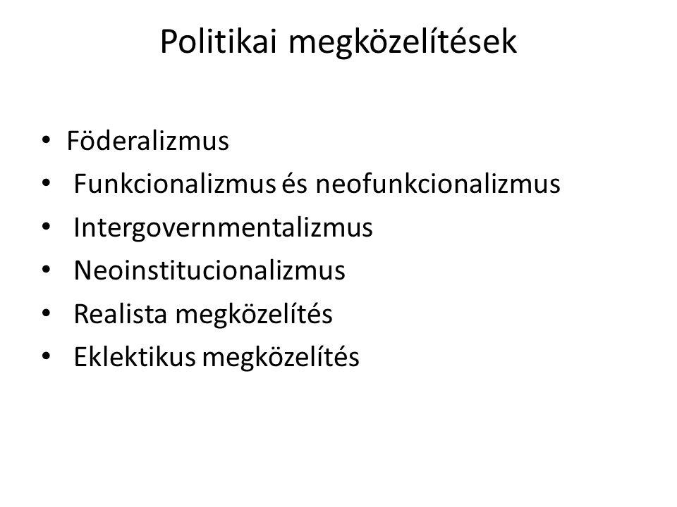 Politikai megközelítések