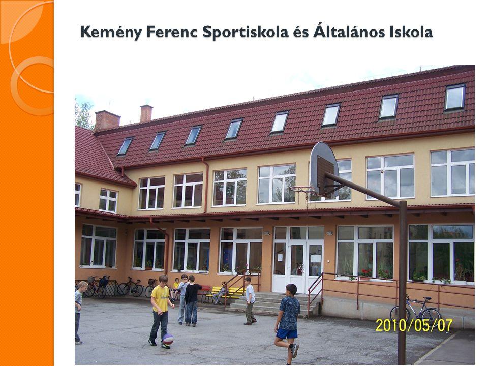 Kemény Ferenc Sportiskola és Általános Iskola