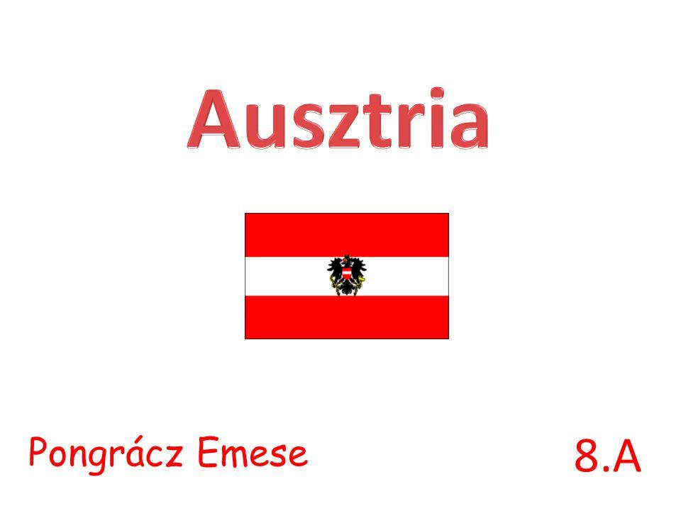 Ausztria 8.A Pongrácz Emese