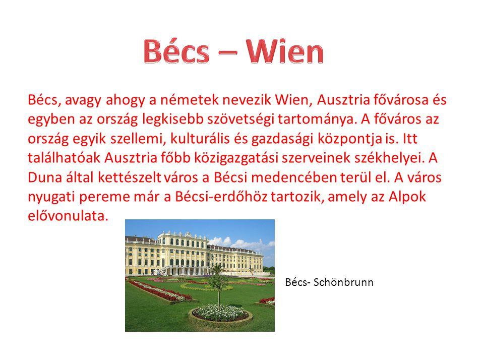 Bécs – Wien