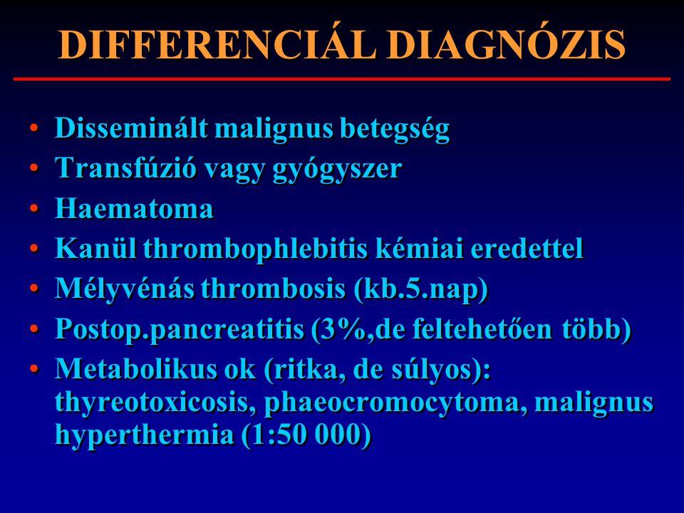 DIFFERENCIÁL DIAGNÓZIS