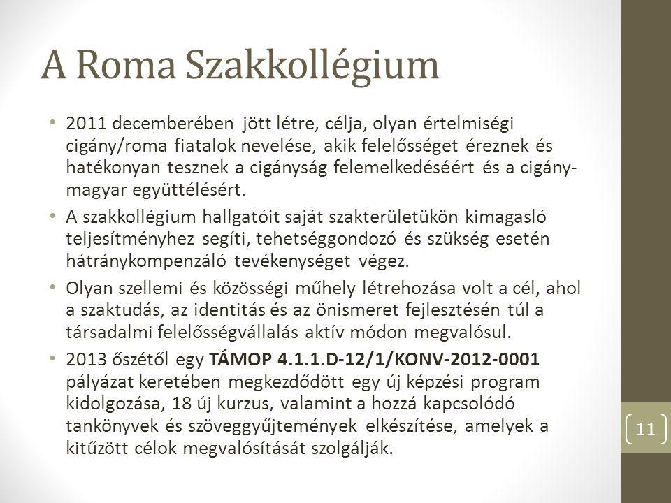 A Roma Szakkollégium