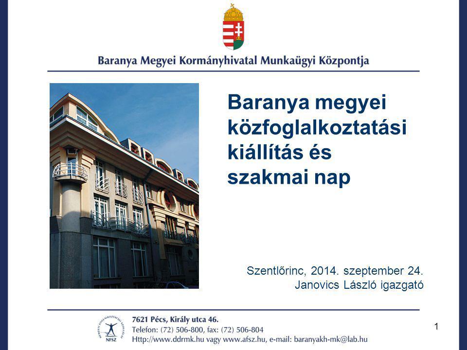 közfoglalkoztatási kiállítás és szakmai nap