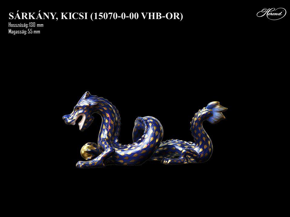 SÁRKÁNY, KICSI (15070-0-00 VHB-OR)