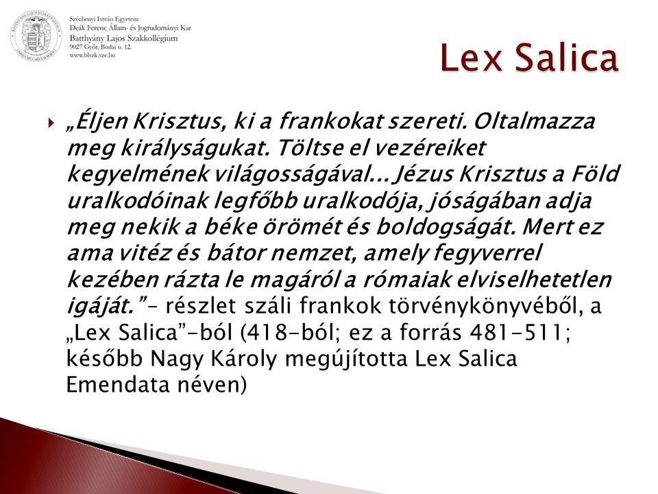 Lex Salica