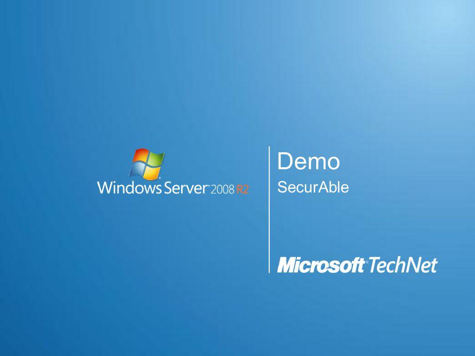 Demo SecurAble.