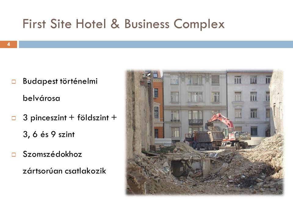 First Site Hotel & Business Complex