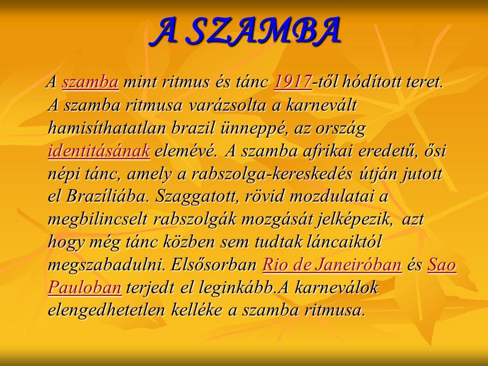 A SZAMBA