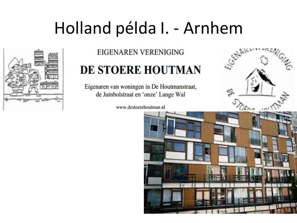 Holland példa I. - Arnhem