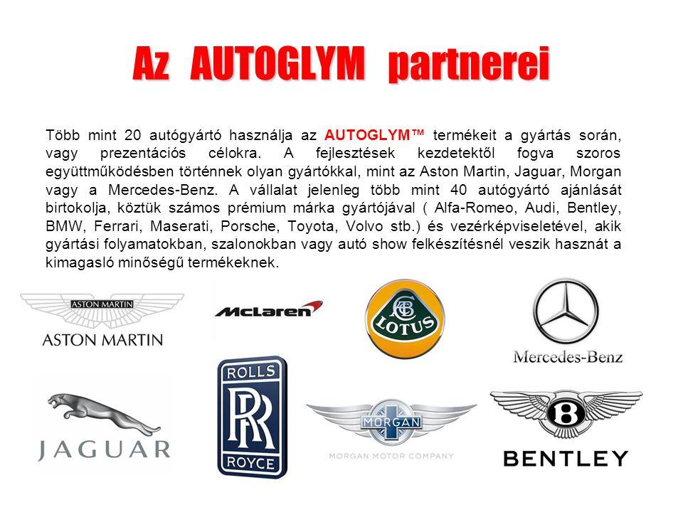 Az AUTOGLYM partnerei